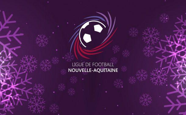 Joyeux Noel Ligue De Football Nouvelle Aquitaine