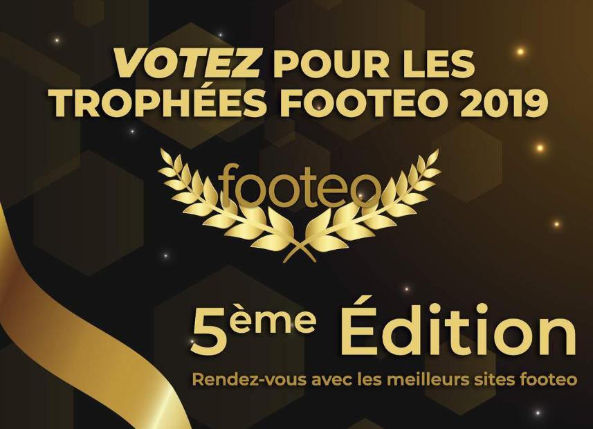 footeo trophee 2019